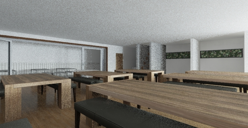 FIRST DESIGN REDO Interior Design Render
