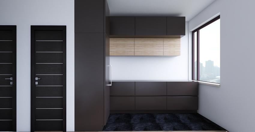 Bialowieska 42 m 21 Interior Design Render