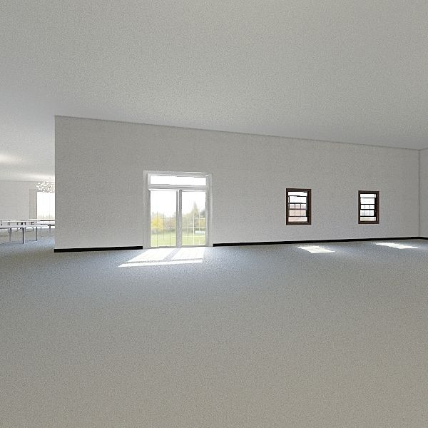Hidden Acres Interior Design Render