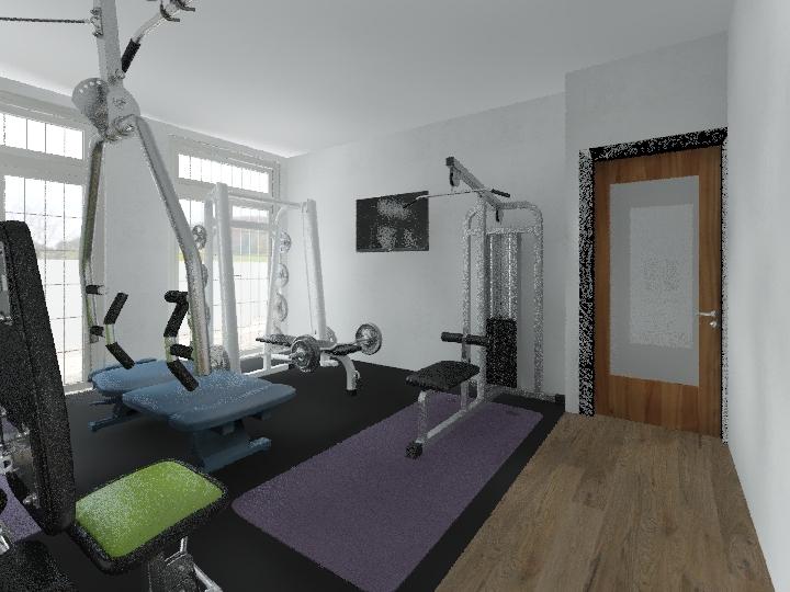 Bari Interior Design Render