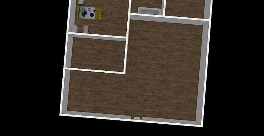 casa sandy Interior Design Render