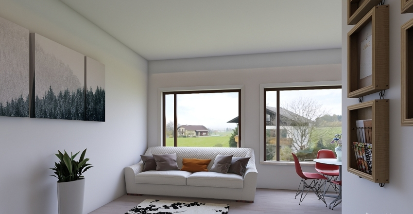 Fleetwood Interior Design Render