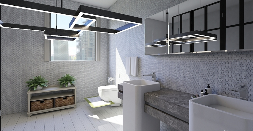 bauew''as Interior Design Render