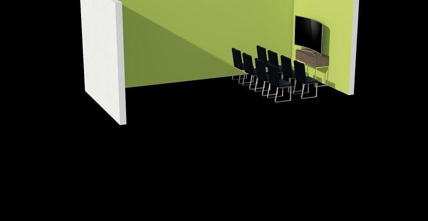 render stand Interior Design Render