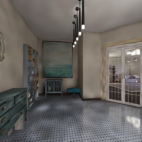 план1 Interior Design Render