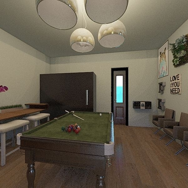 Kid Room Design Interior Design Render