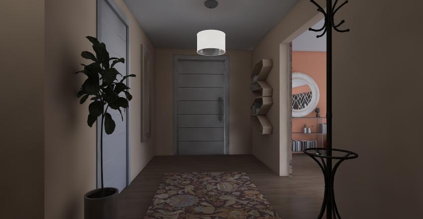 vila 2 Interior Design Render