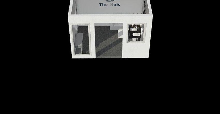 The mois Interior Design Render