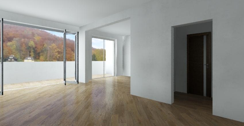 Учебная работа 1 Interior Design Render