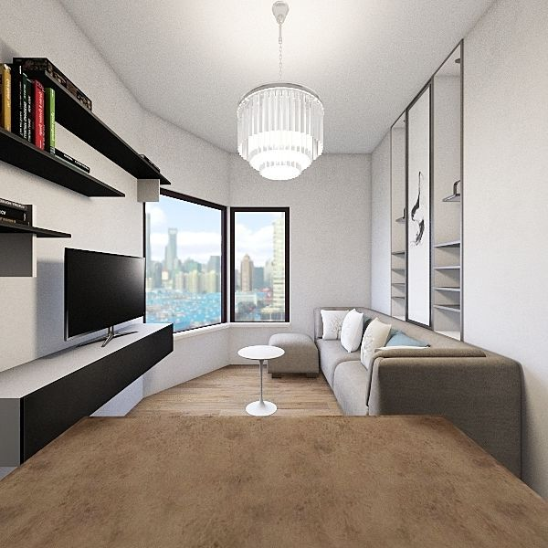 Kailey Court Rm C Interior Design Render
