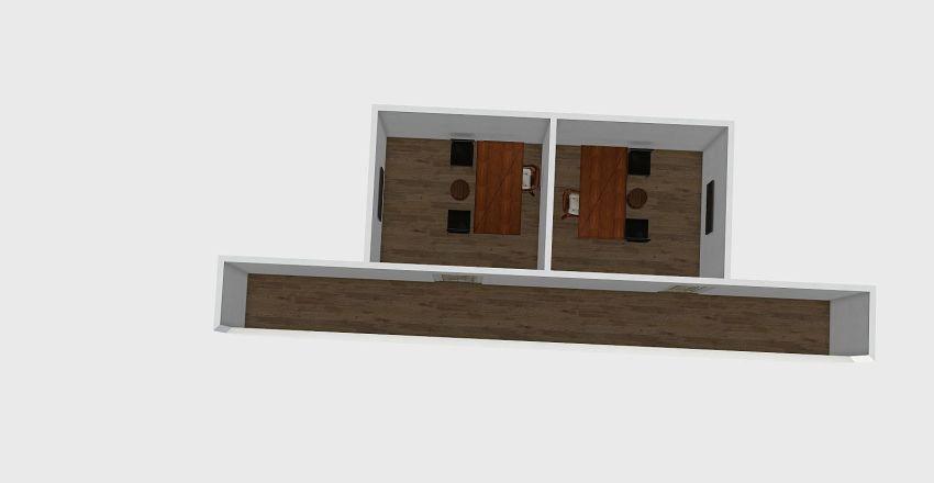 office 7 Interior Design Render