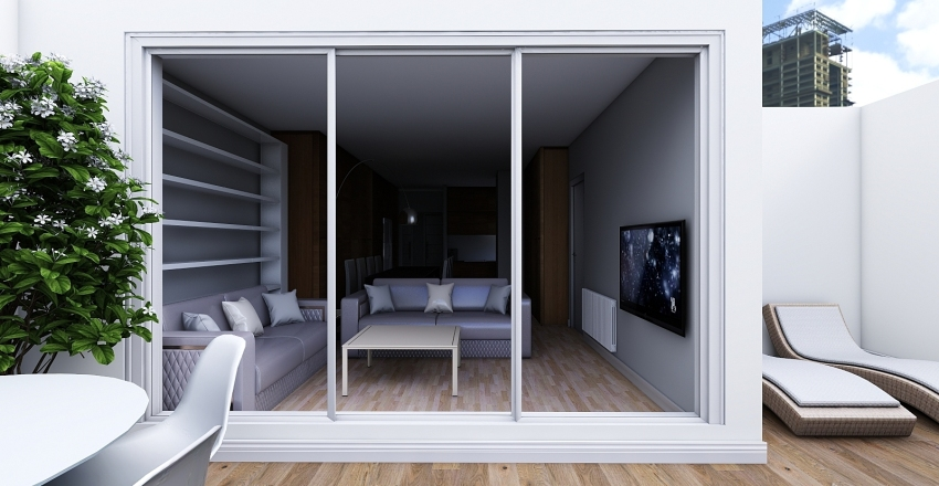 JB10.20 (Reforma 03) Interior Design Render