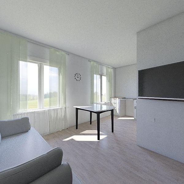 вариант 2 Interior Design Render