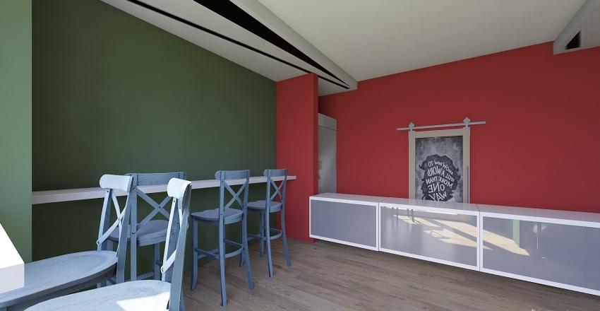 Churros Interior Design Render