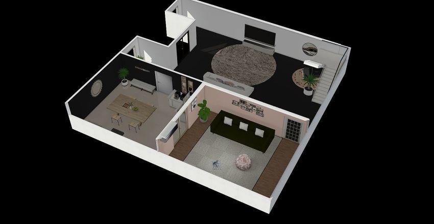 Anne's Interior Design Render