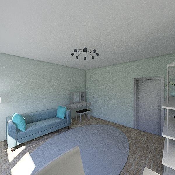 My room/Моя комната ИГ Interior Design Render
