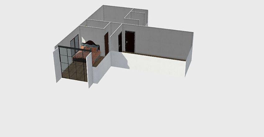 A3 Interior Design Render