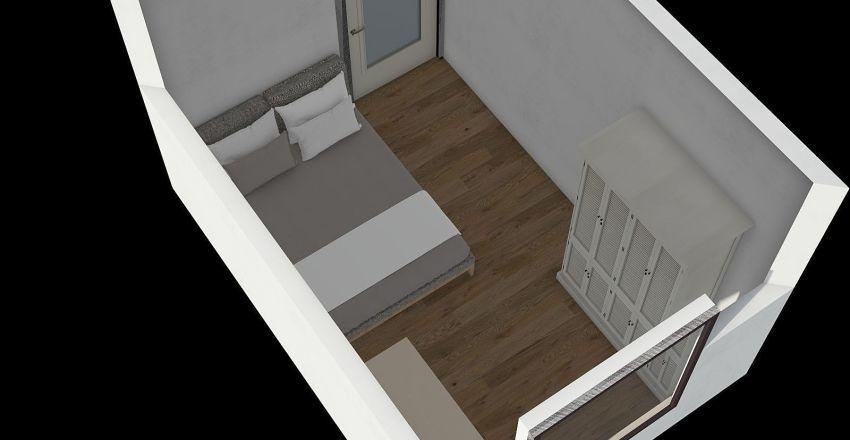 Room Juliet Interior Design Render
