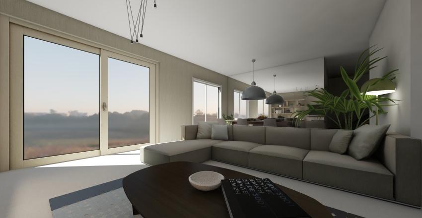 West Byfleet D Interior Design Render