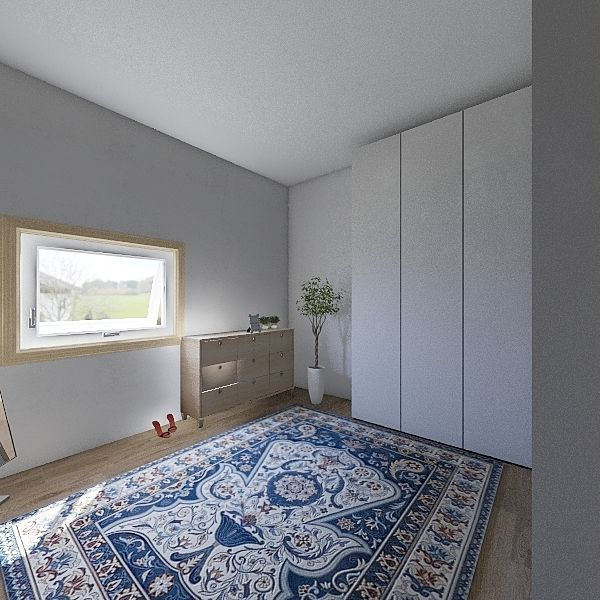 miluska Interior Design Render