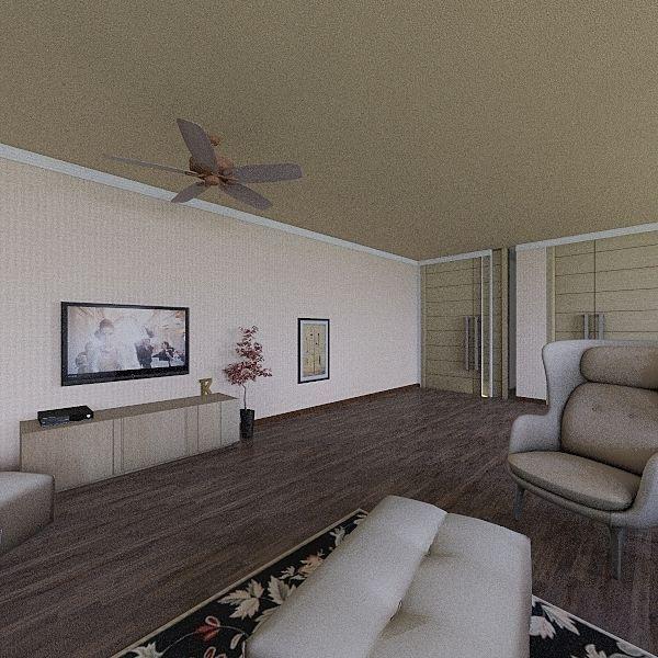 Ollies new home!  Interior Design Render