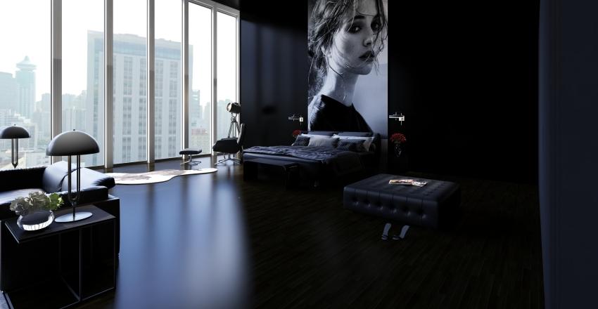 t4 Interior Design Render