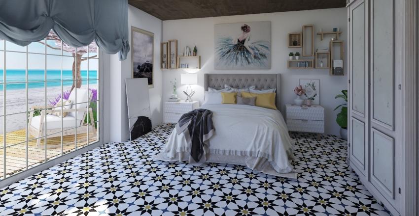 style mediterraneo Interior Design Render