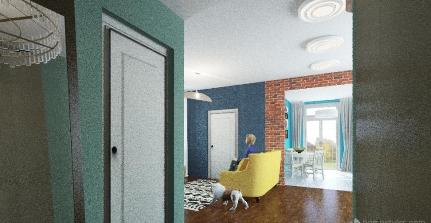 kitty test Interior Design Render
