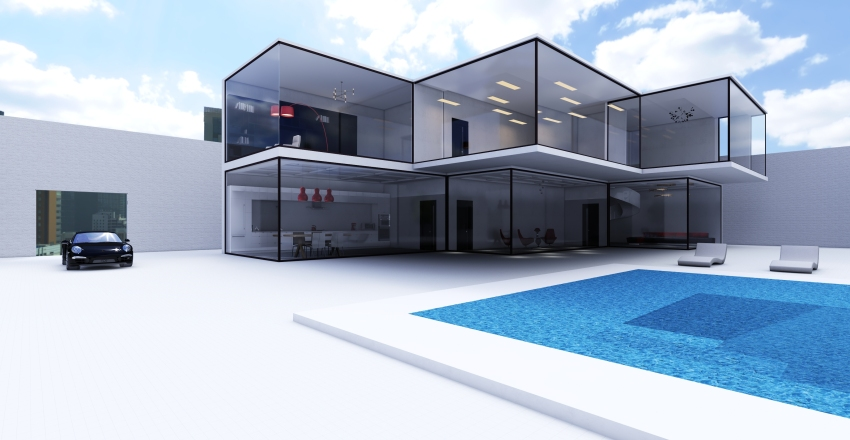 tt Interior Design Render