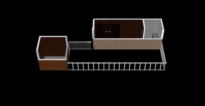 Cocheira Otto Interior Design Render