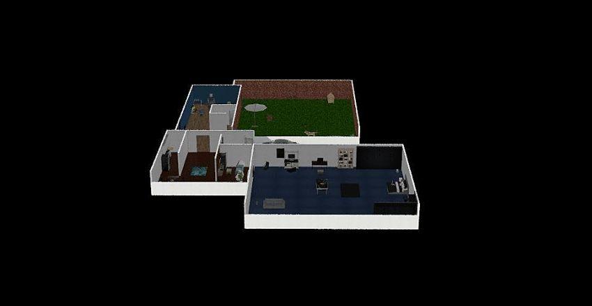 CDVFvFv Interior Design Render