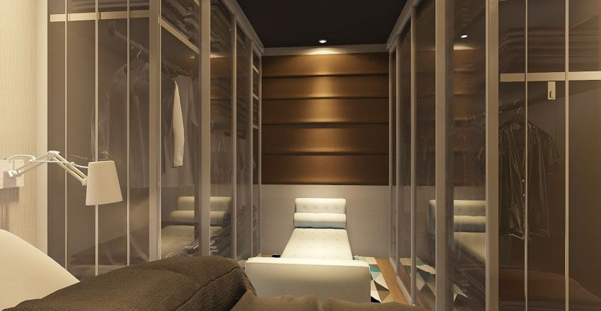 Bedroom VI - Yakir Interior Design Render
