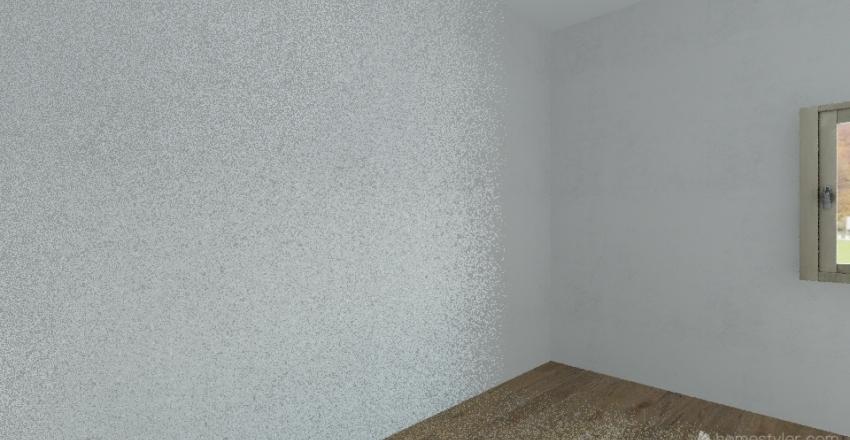 הבית בנוקדים Interior Design Render