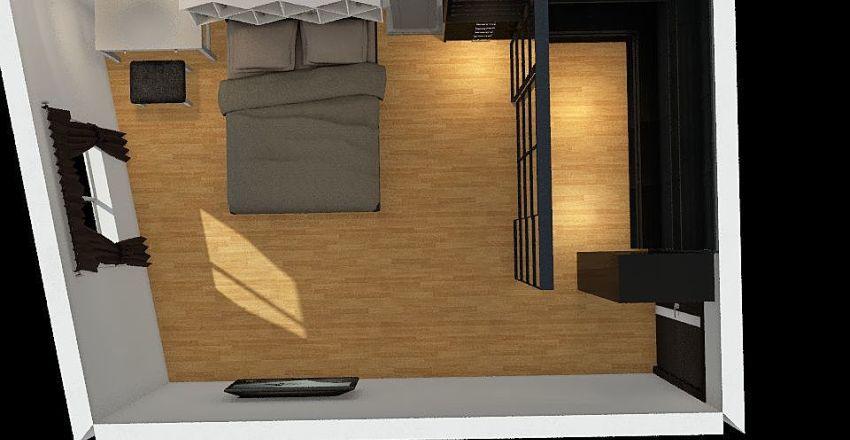 房間2 Interior Design Render