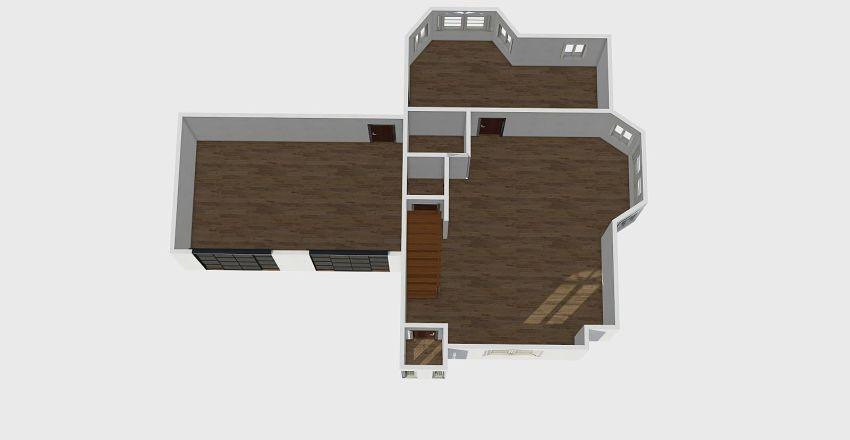 Duvač Interior Design Render