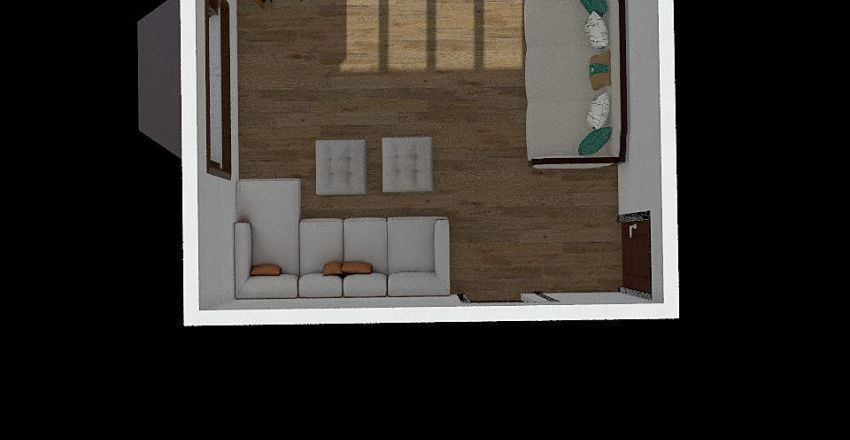 Kajaria's_Family_Lounge2 Interior Design Render