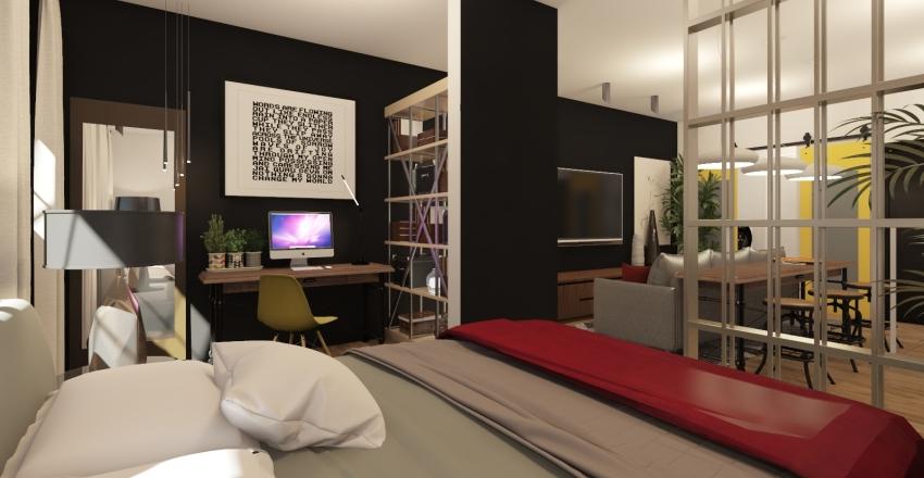 HABITACIONALES Interior Design Render