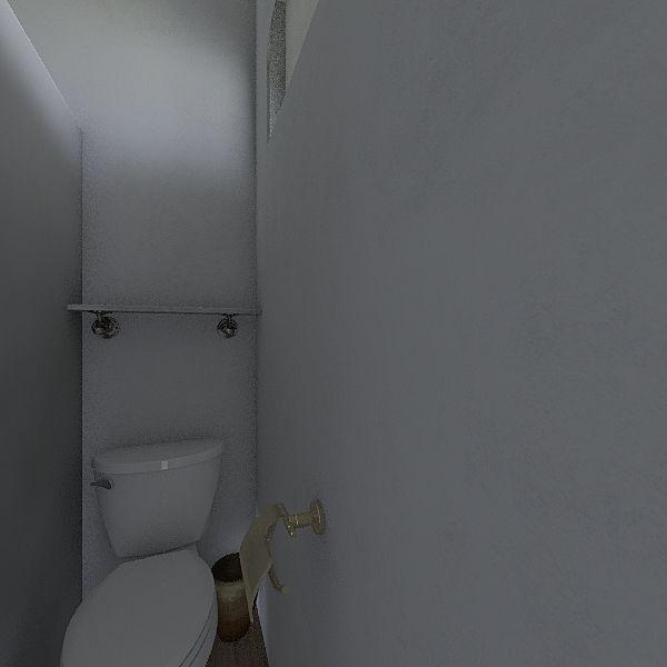 2nd floor Master bedroom Interior Design Render