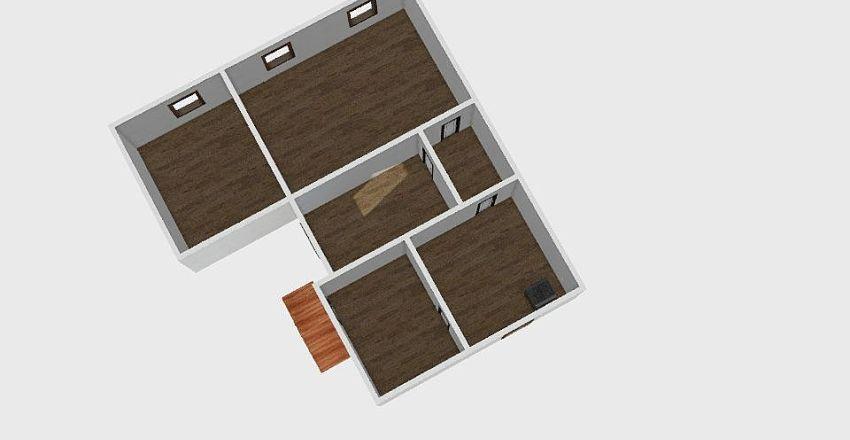 Дома_0289 Interior Design Render
