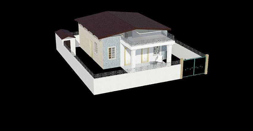 dream village home Interior Design Render