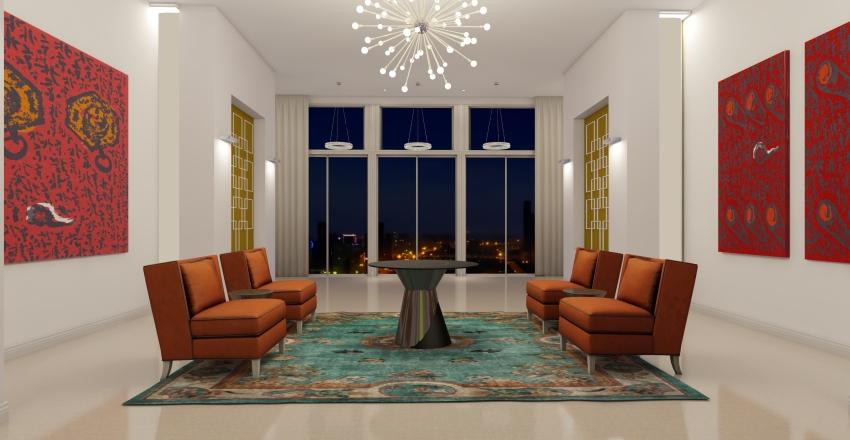 Clara orjuela Miami 2 Interior Design Render