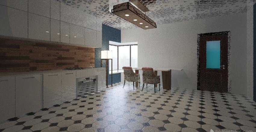 pat design Interior Design Render