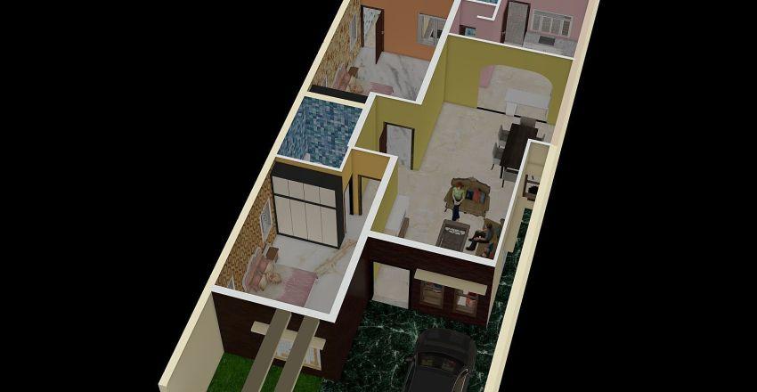 new design for soni Interior Design Render