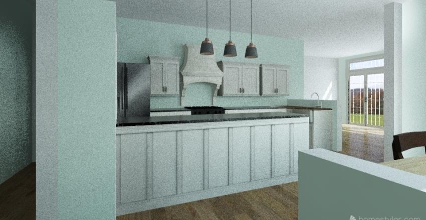 lakeshore Interior Design Render