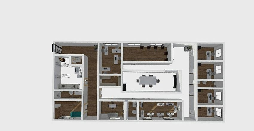 007 Interior Design Render