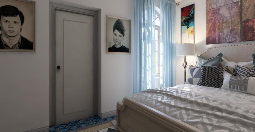 casa di campagna  Interior Design Render