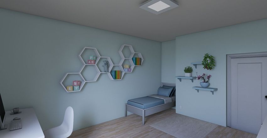EH My room Interior Design Render