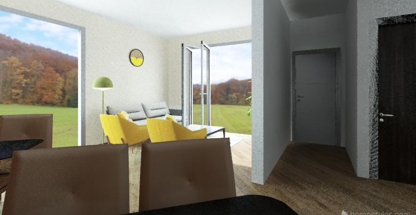 Siófok 3 Interior Design Render