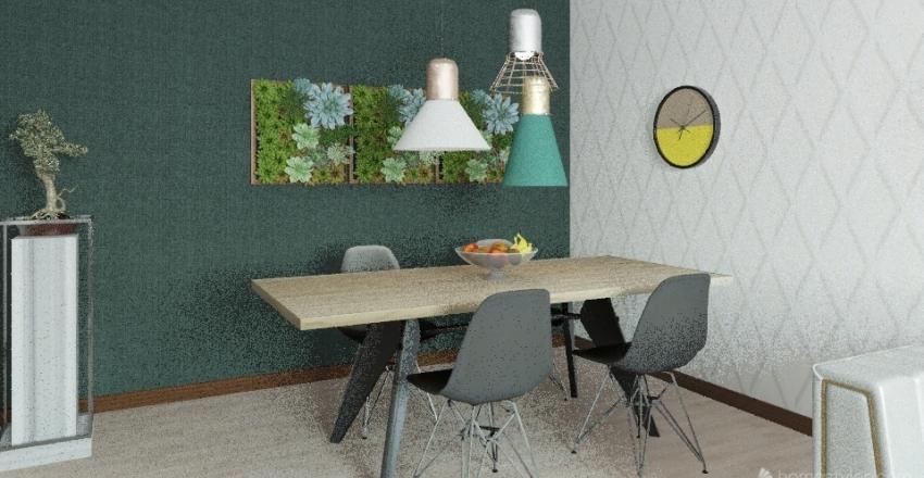 Марина Interior Design Render