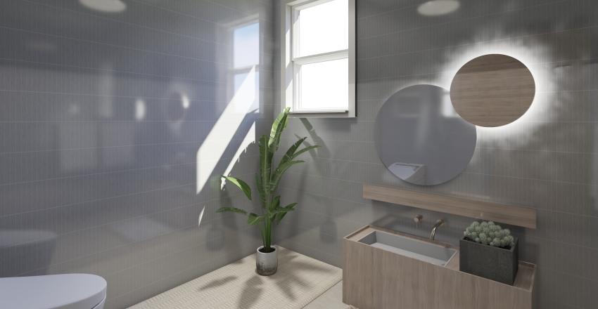 downstairs first house Interior Design Render